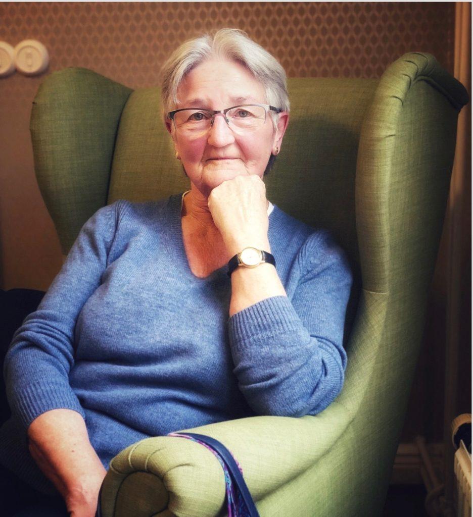 Janette Brandt, legendarisk förlossningspedgog
