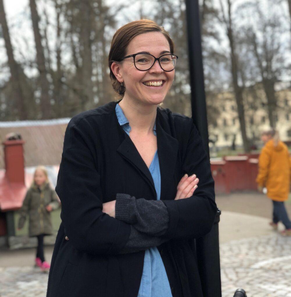 Elin Ternström i uppsala
