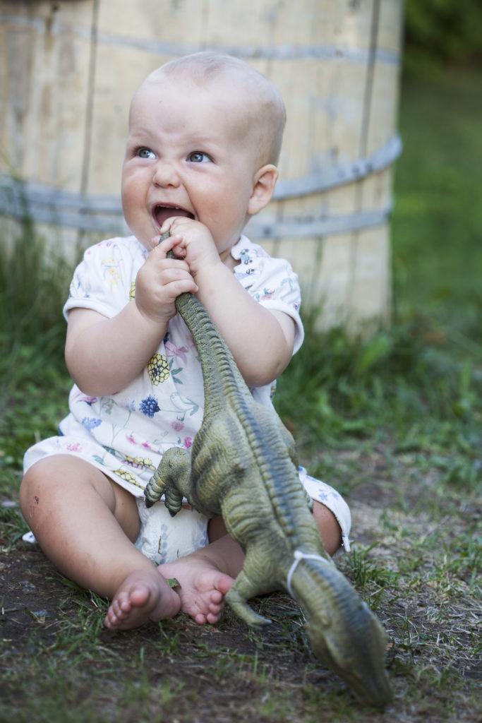 Bebis 8 månader