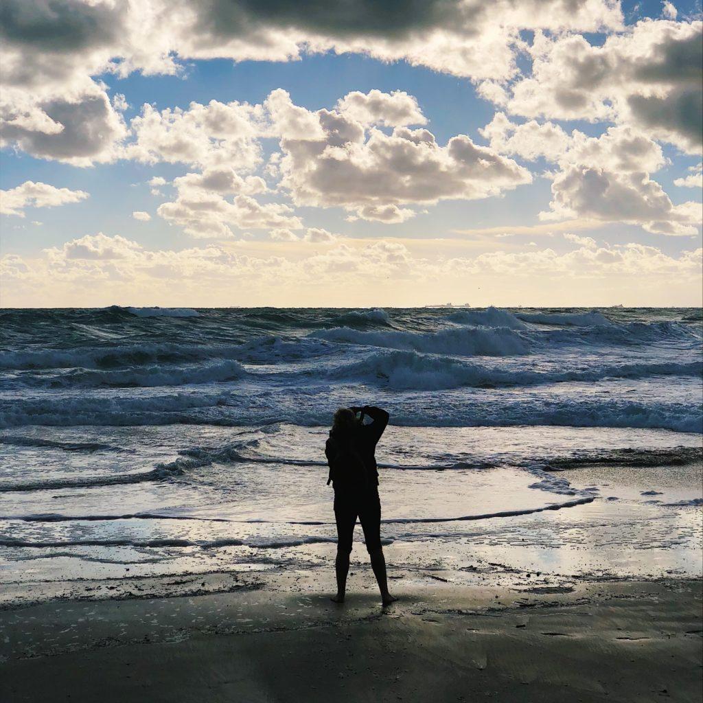 Havet i Torredembarra