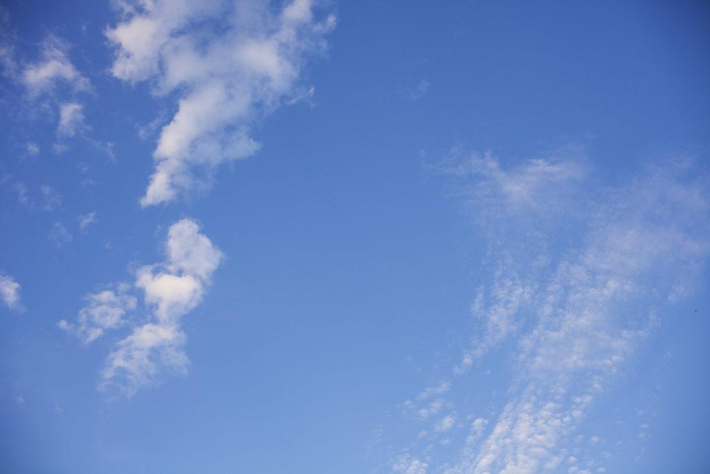 Himmel och moln