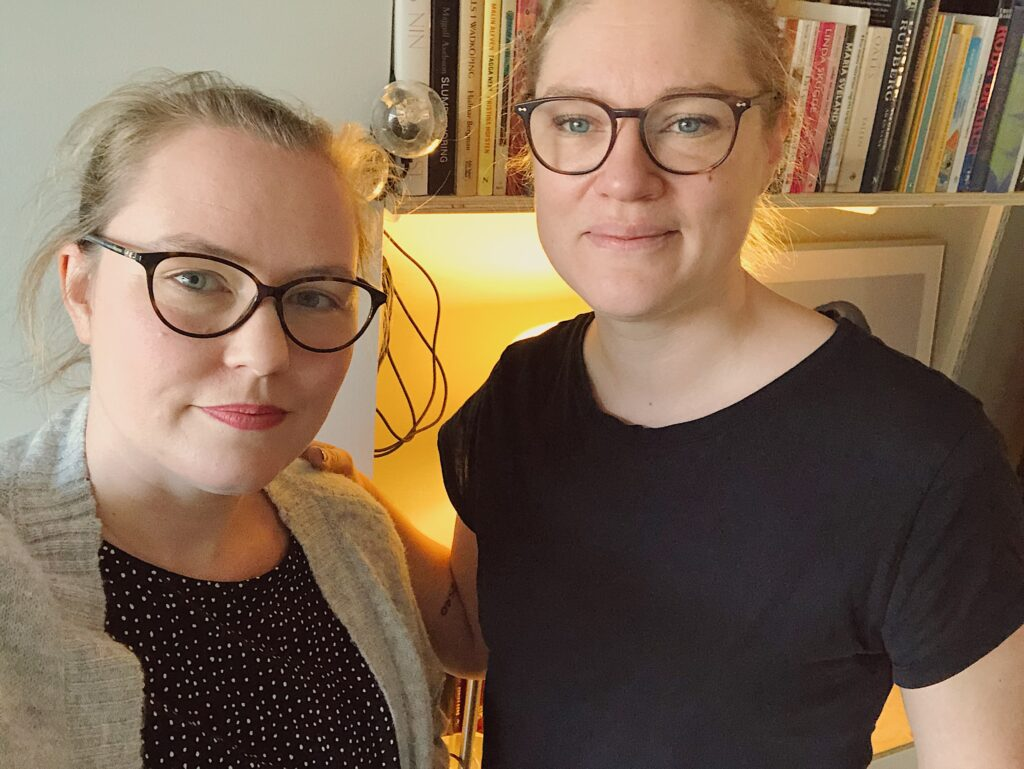 Gäst hos förlossningspodden Emma Philipsson