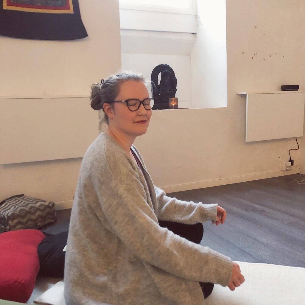 Grvidyoga, yoga för gravida