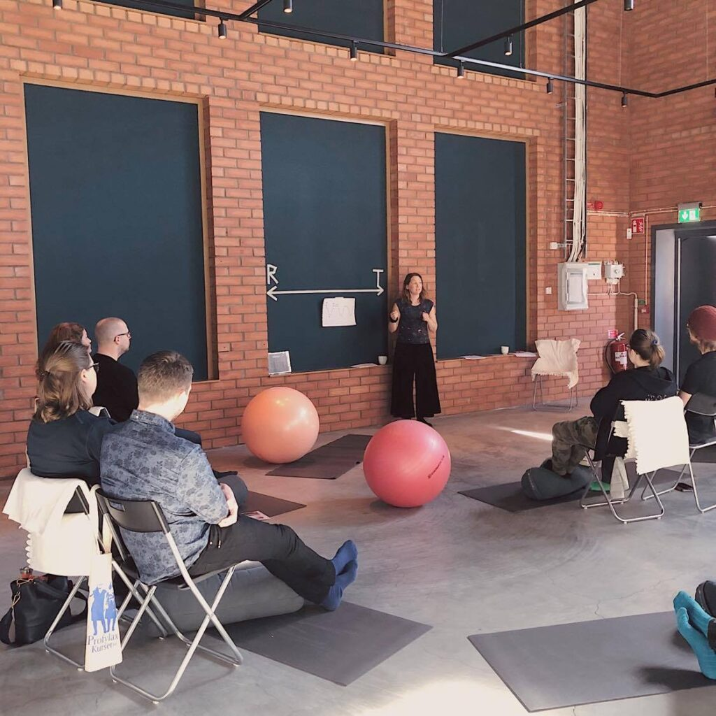 Profylaxkurs Yogalistic studio i Västerås