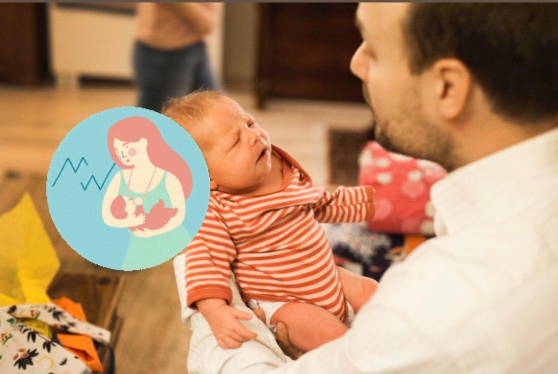 hur ofta amma nyfödd på natten