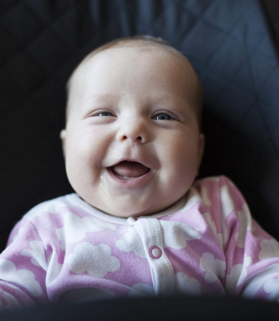 första förlossningen positiv