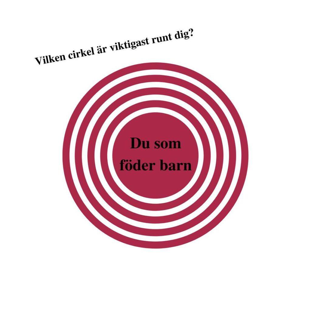 Cirklarna runt dig som föder