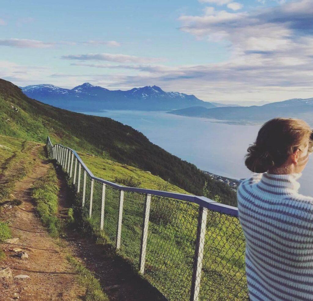Att våga något nytt - mitt äventyr i Norge