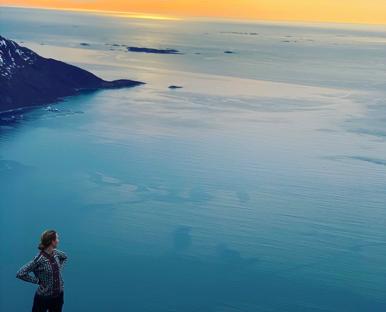 Att våga något nytt, mitt äventyr i Norge