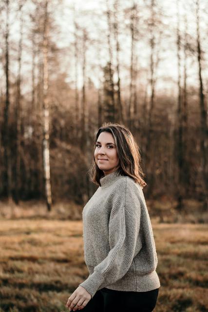 Aniara Lagergren, att vara med när en mamma eller pappa föds