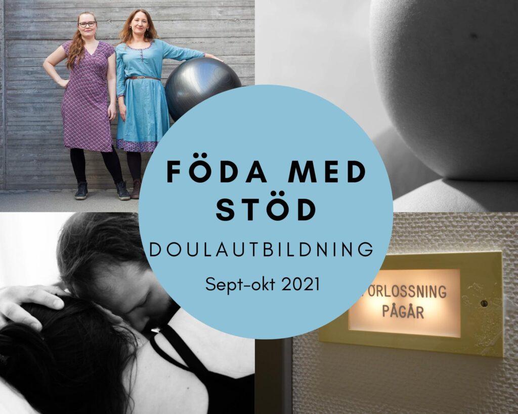 Föda med stöd doulautbildning