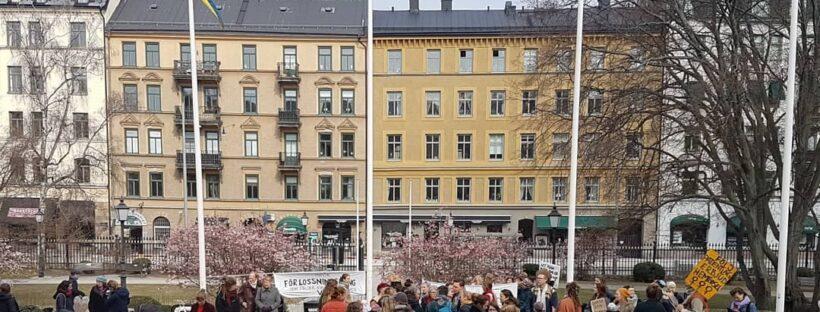 Hemförlossningar i Stockholm