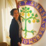 Det svenska barnmorskeförbundets symbol