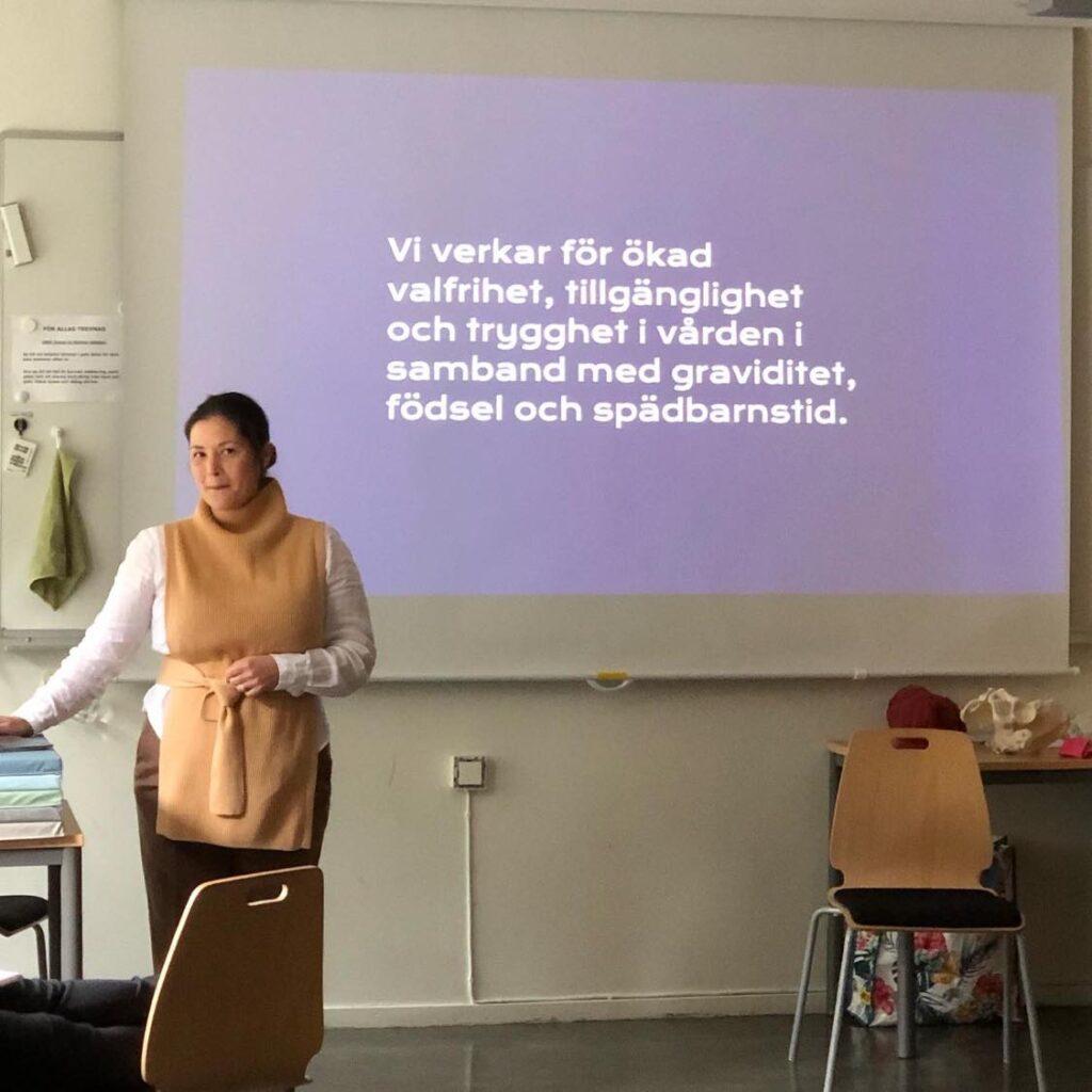 Lisel Birth Rights Sweden